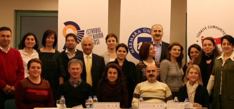 İstanbul Kalkınma Ajansı projemiz tamamlandı.